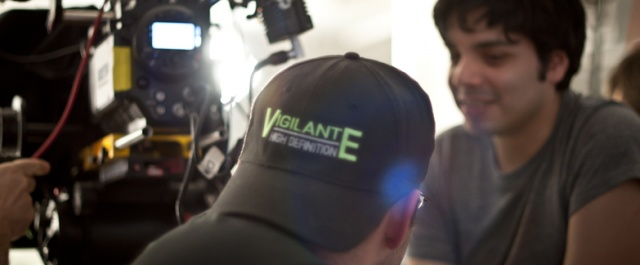 VigilanteHD Web Site Redesign