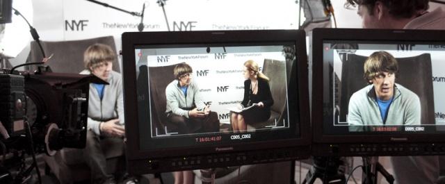 Web Video: New York Forum Event